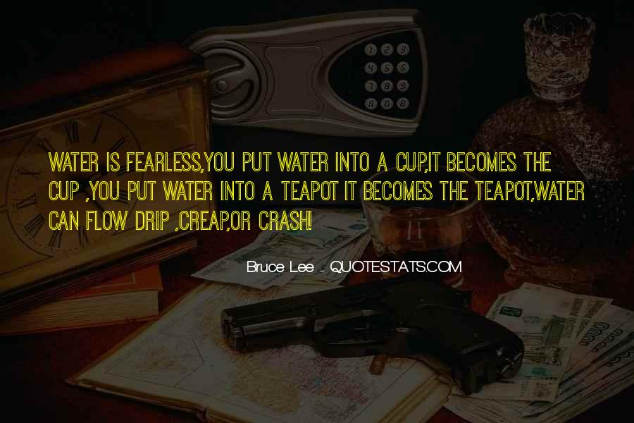 Bruce Lee Quotes #1747505