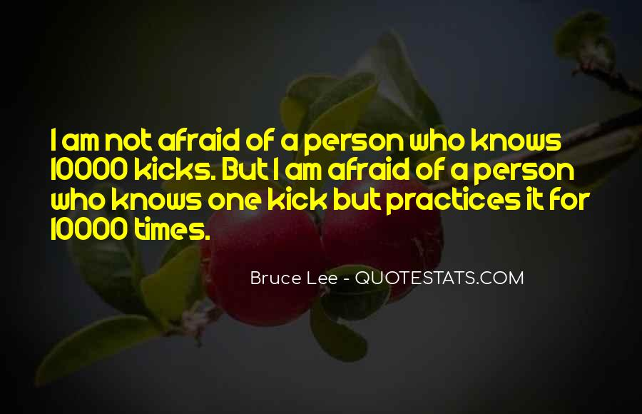 Bruce Lee Quotes #1787699
