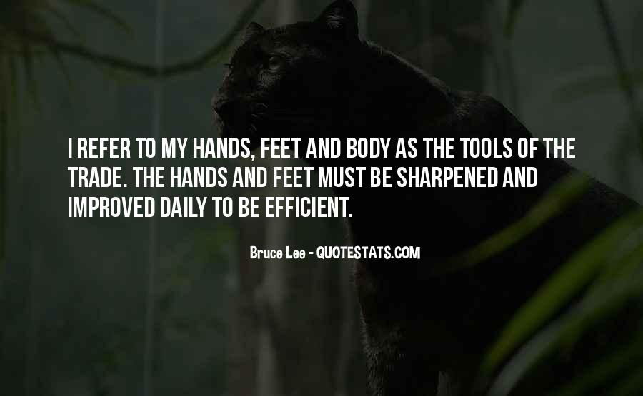 Bruce Lee Quotes #1817382