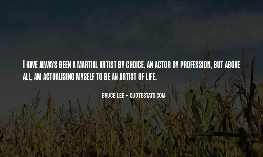 Bruce Lee Quotes #238730