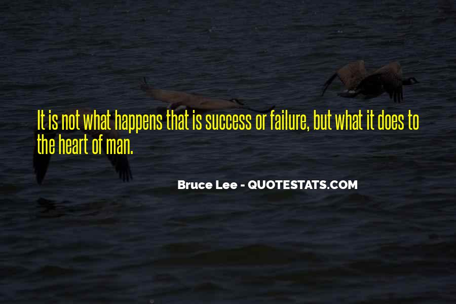 Bruce Lee Quotes #249361