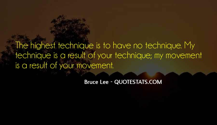 Bruce Lee Quotes #24985