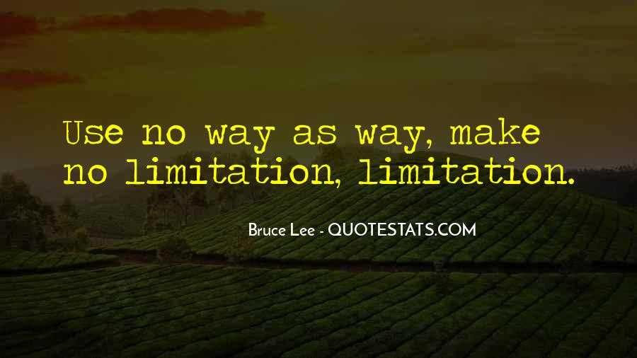 Bruce Lee Quotes #352243