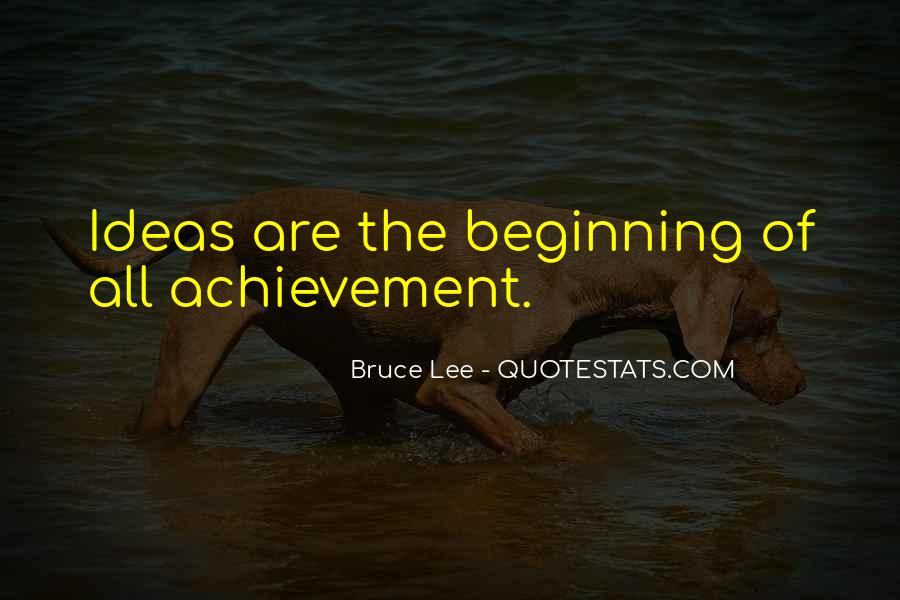 Bruce Lee Quotes #35673