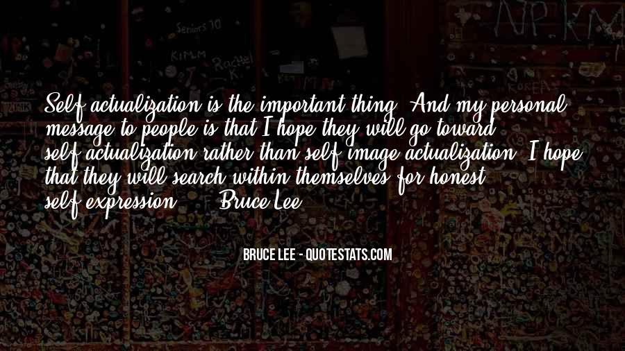 Bruce Lee Quotes #454880