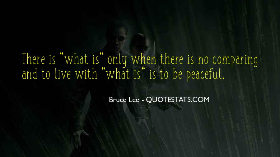 Bruce Lee Quotes #465743