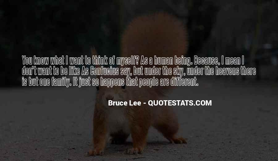 Bruce Lee Quotes #558826