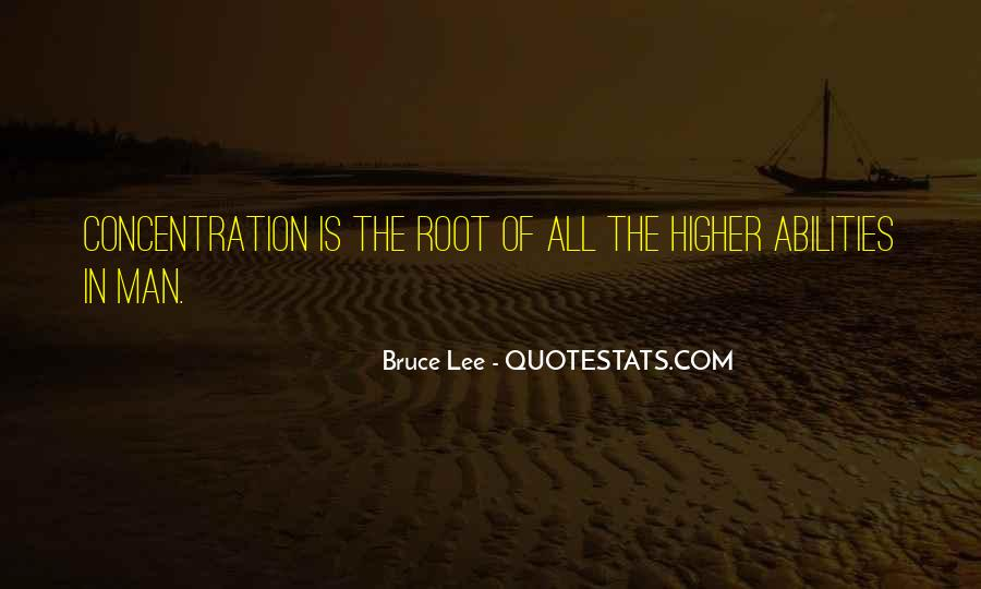 Bruce Lee Quotes #609865