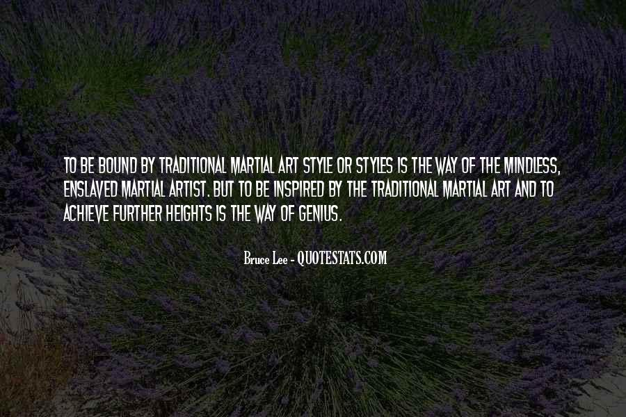 Bruce Lee Quotes #73878