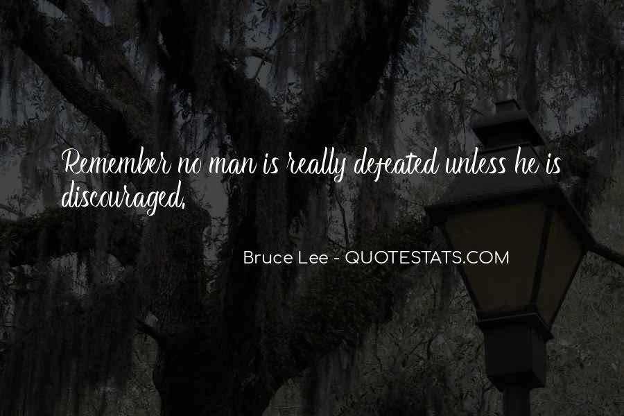 Bruce Lee Quotes #893100