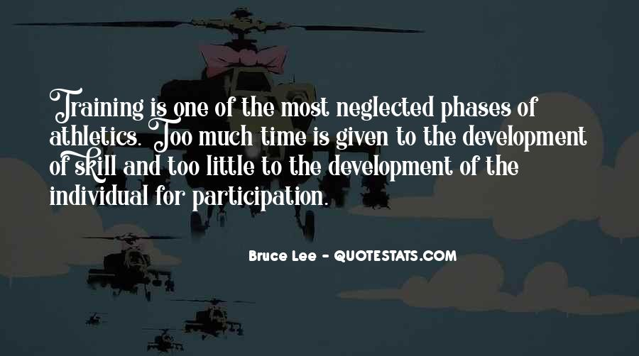 Bruce Lee Quotes #904660