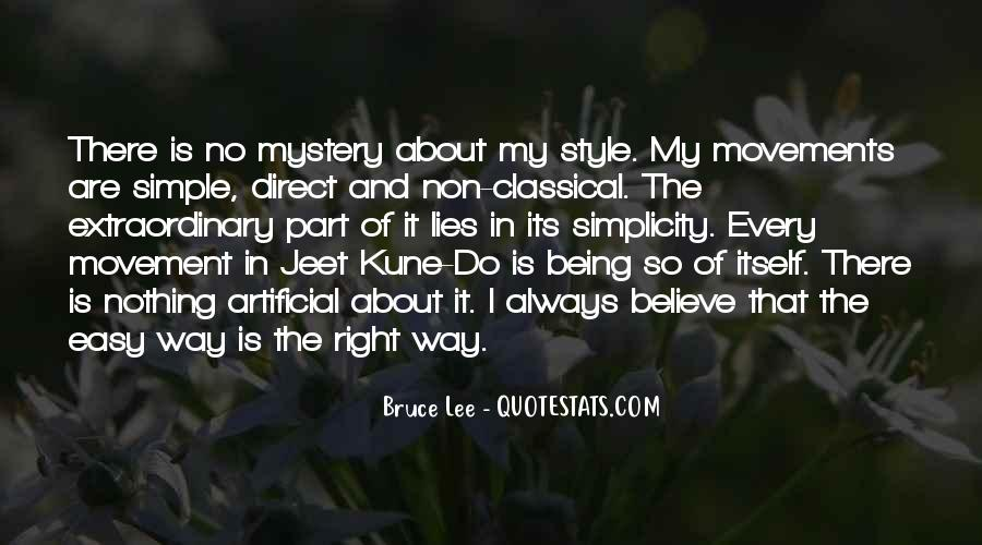 Bruce Lee Quotes #93842