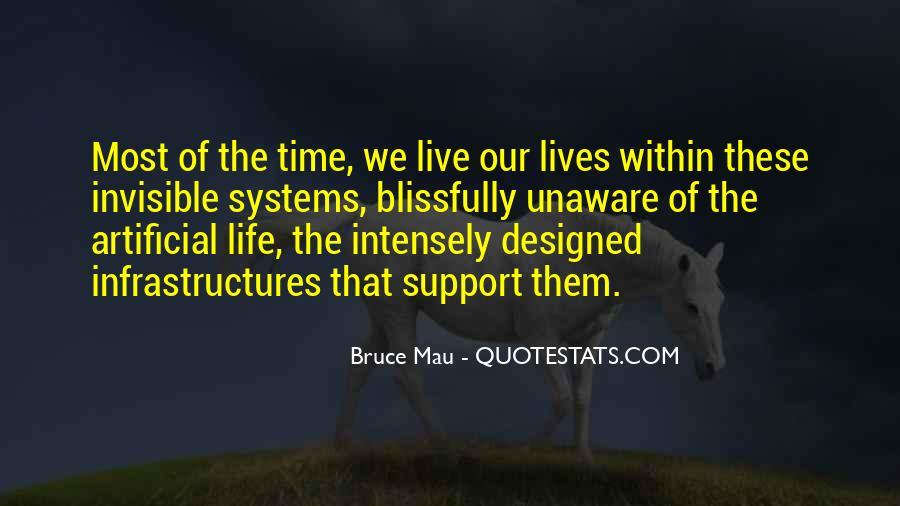 Bruce Mau Quotes #1642385