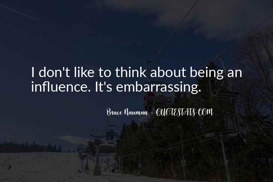 Bruce Nauman Quotes #1631157