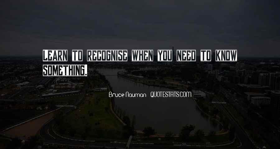 Bruce Nauman Quotes #379117