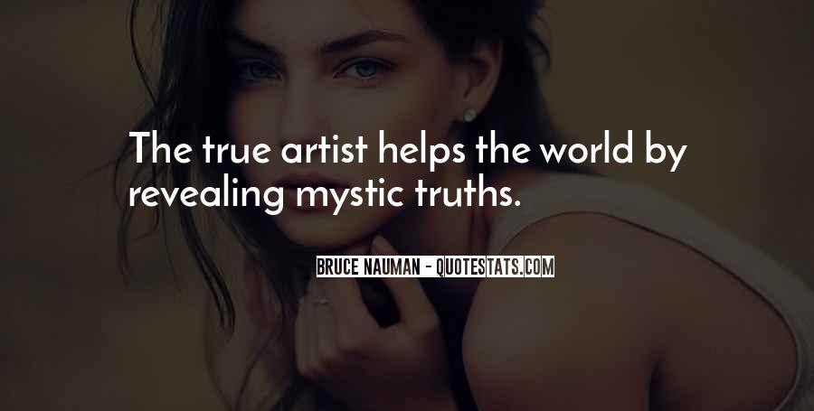 Bruce Nauman Quotes #419535