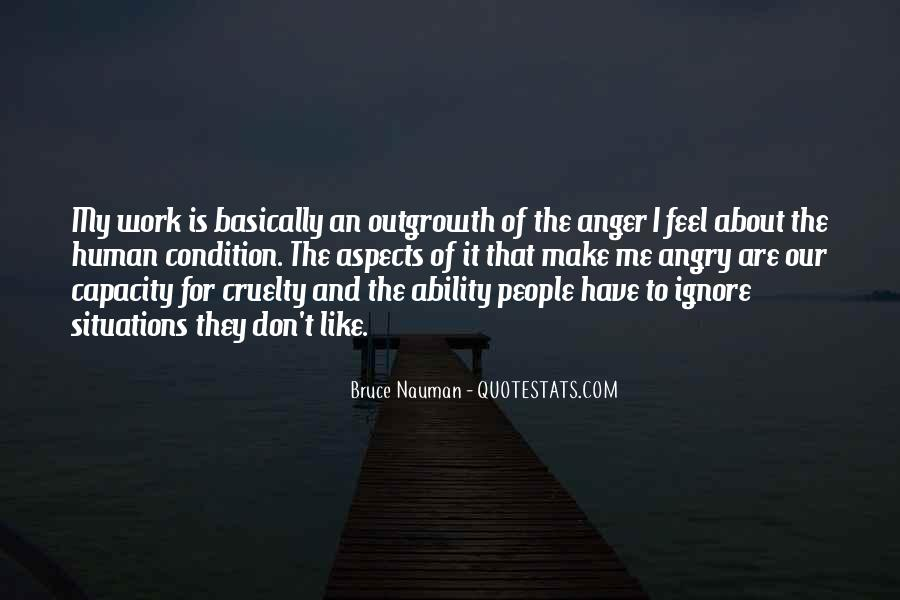 Bruce Nauman Quotes #796595