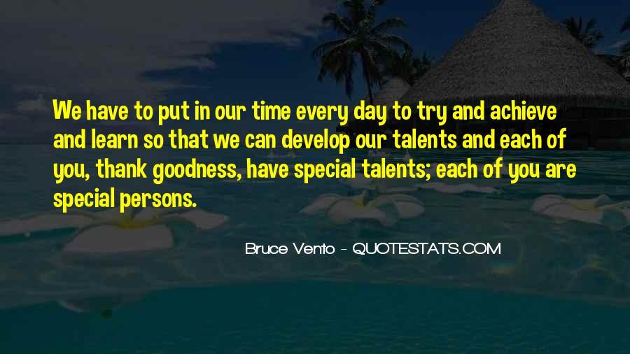 Bruce Vento Quotes #897841