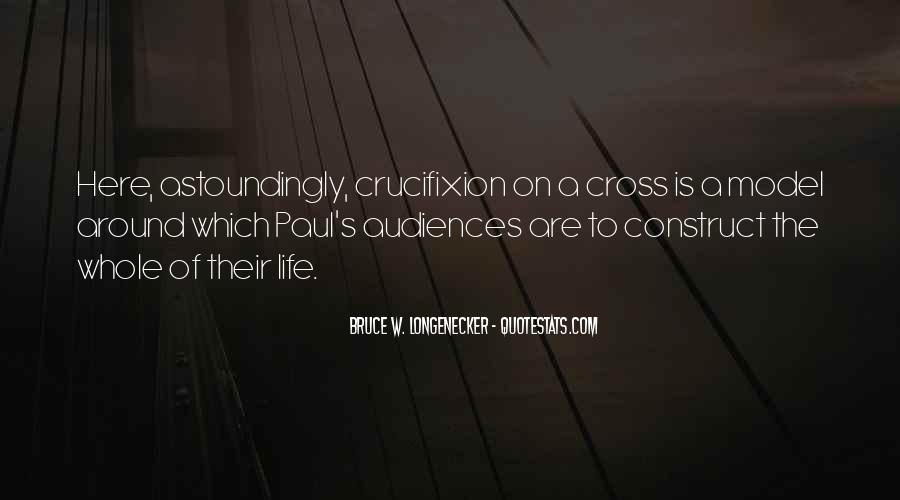 Bruce W. Longenecker Quotes #1370805