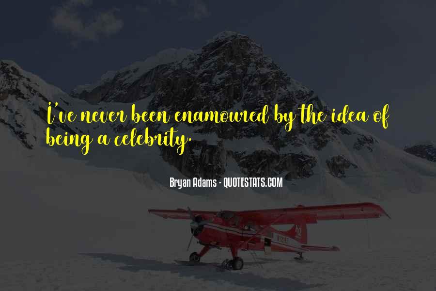 Bryan Adams Quotes #1019658