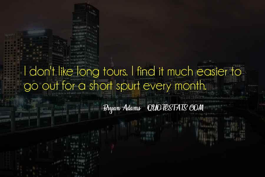 Bryan Adams Quotes #1164626