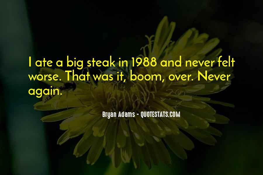 Bryan Adams Quotes #1438088