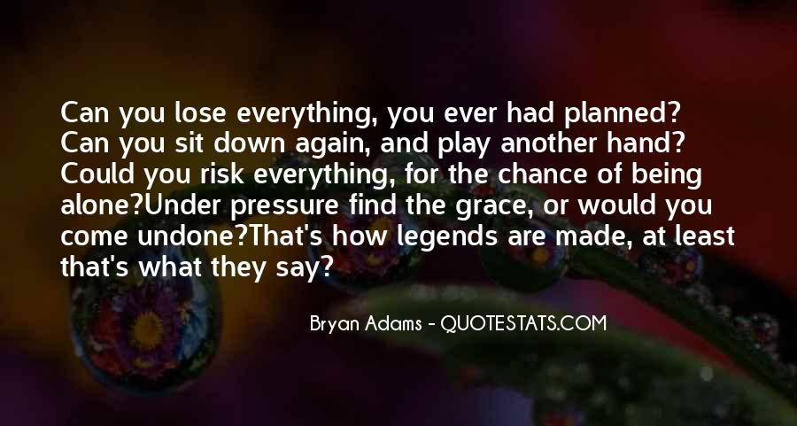 Bryan Adams Quotes #148413