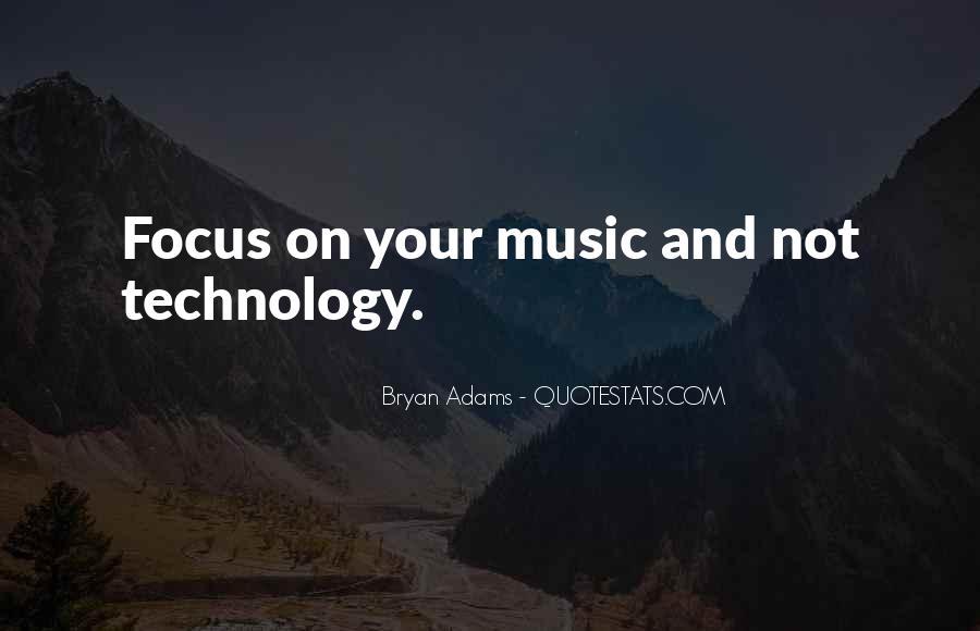 Bryan Adams Quotes #1622069