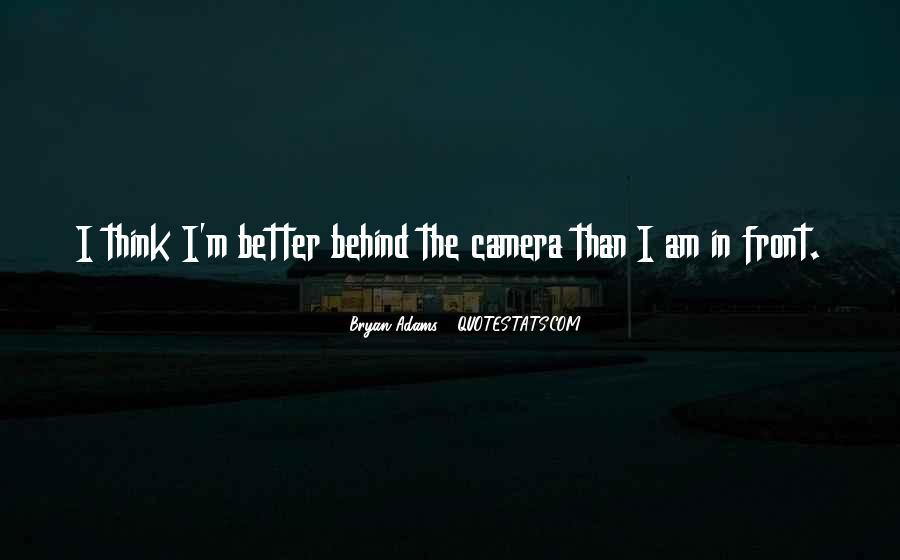 Bryan Adams Quotes #1690559
