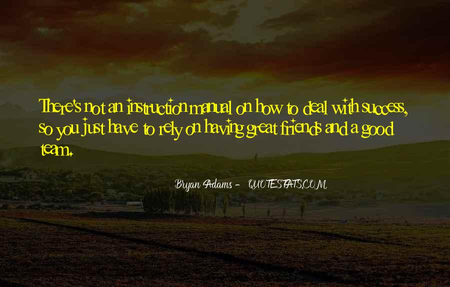 Bryan Adams Quotes #1717348