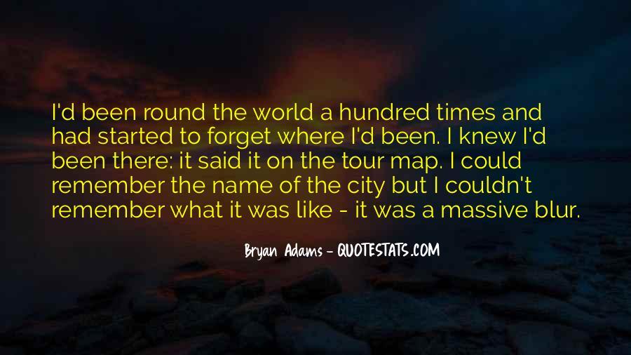 Bryan Adams Quotes #1739322