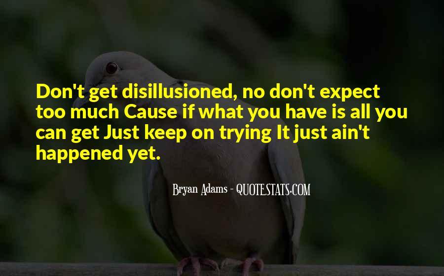 Bryan Adams Quotes #1875308