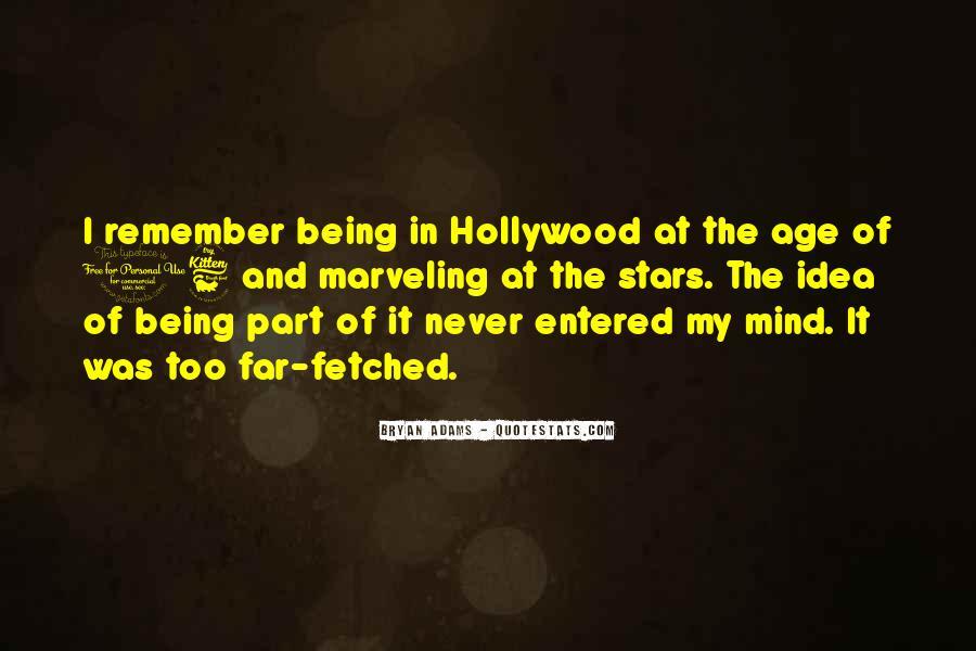 Bryan Adams Quotes #188072