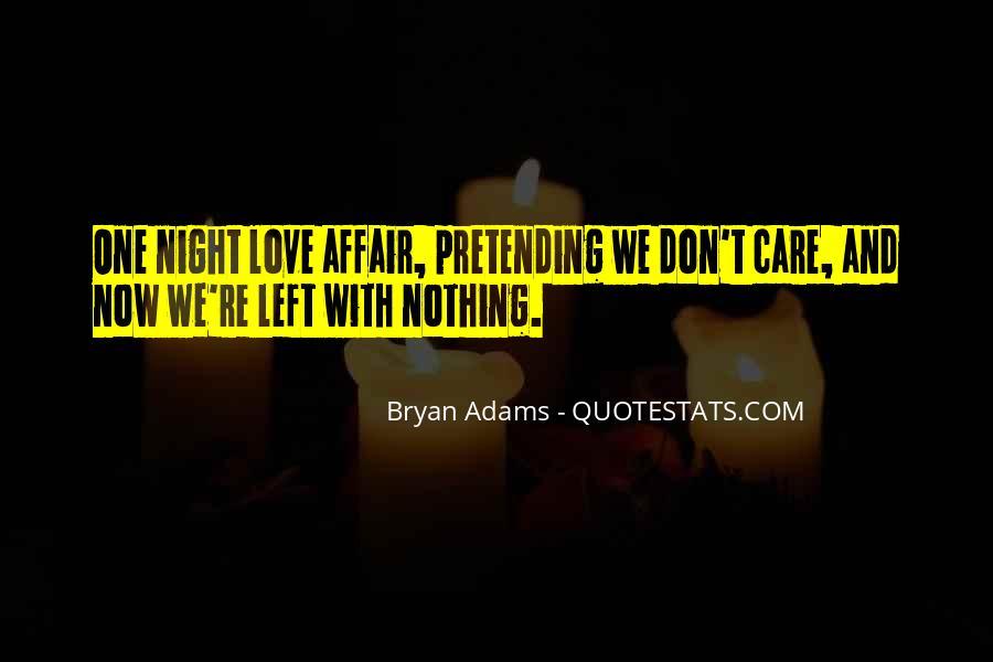 Bryan Adams Quotes #218484
