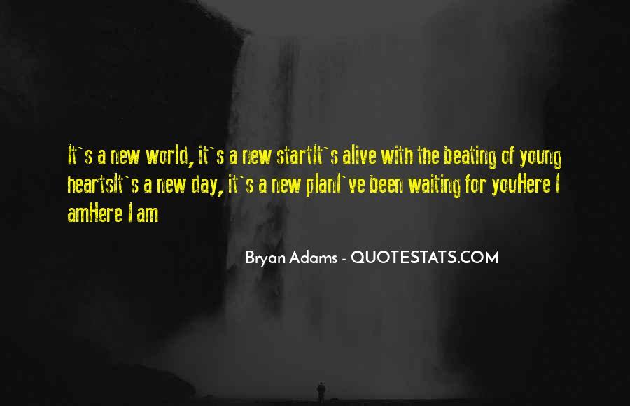 Bryan Adams Quotes #274814