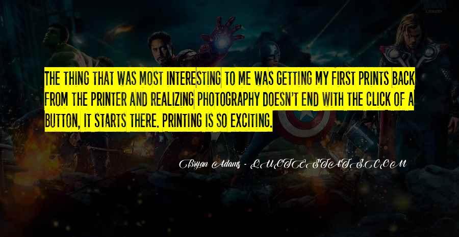 Bryan Adams Quotes #44852