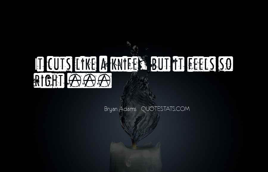 Bryan Adams Quotes #526903