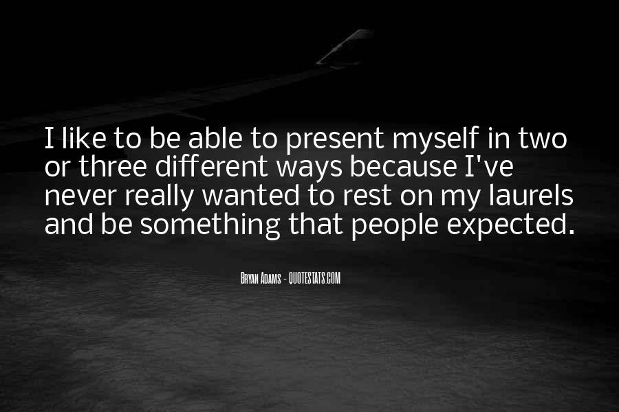 Bryan Adams Quotes #560801