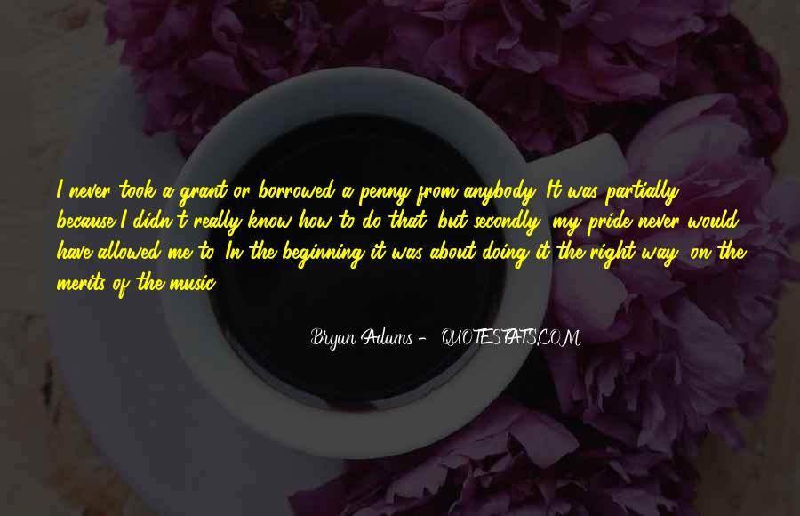 Bryan Adams Quotes #593804