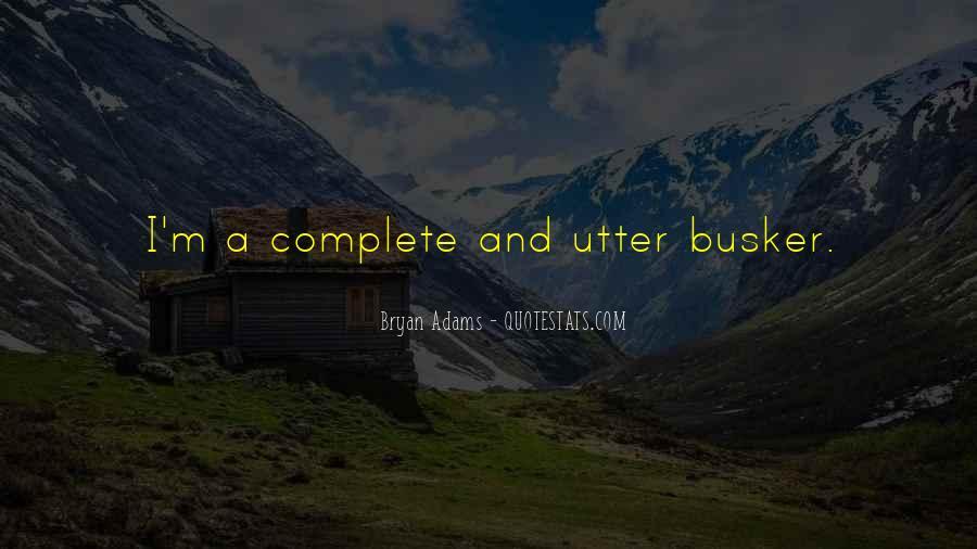 Bryan Adams Quotes #639216