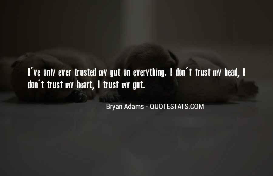 Bryan Adams Quotes #689195