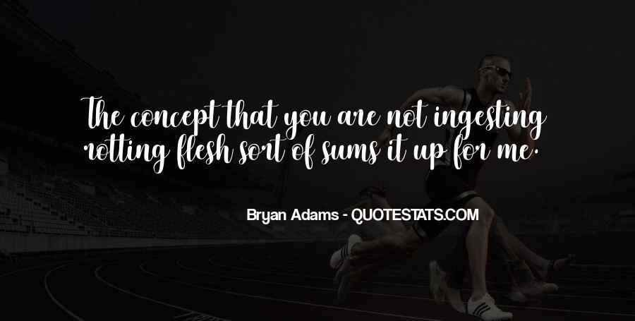 Bryan Adams Quotes #798421