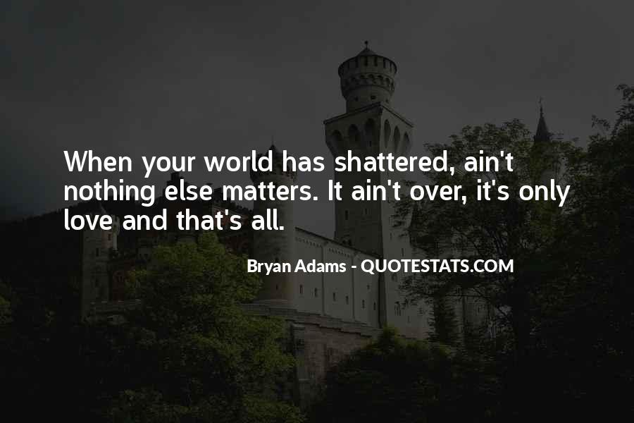 Bryan Adams Quotes #91487