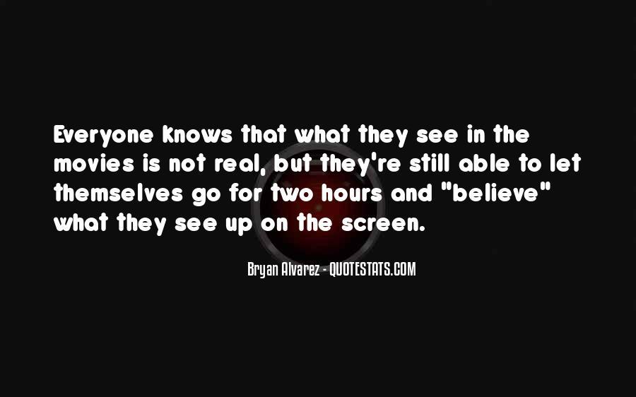 Bryan Alvarez Quotes #1773340