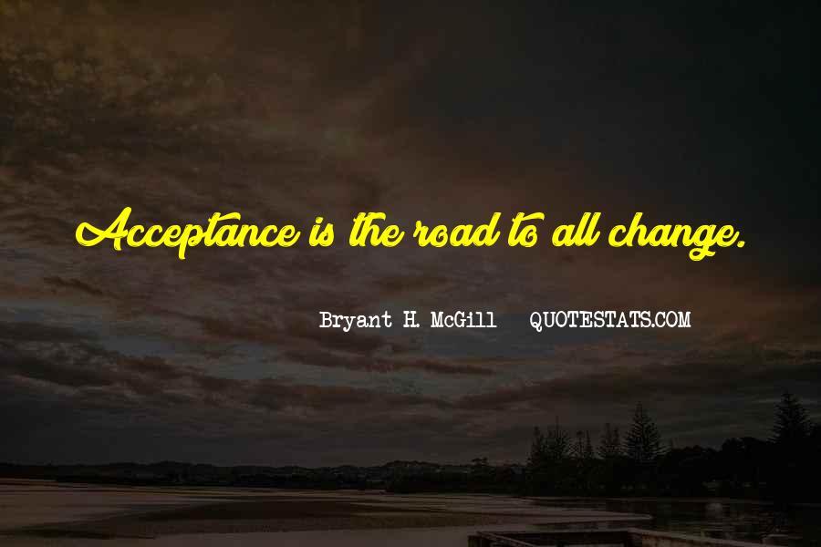 Bryant H. McGill Quotes #100307
