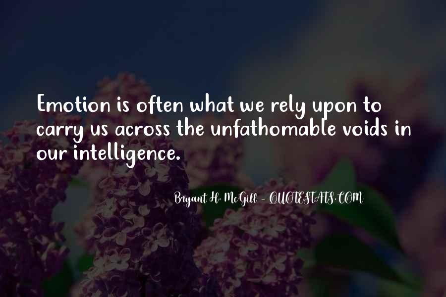 Bryant H. McGill Quotes #1081058