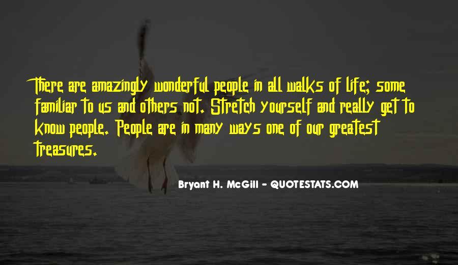 Bryant H. McGill Quotes #1082207