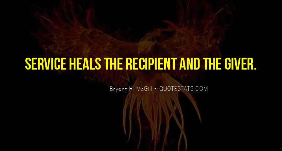 Bryant H. McGill Quotes #1104359