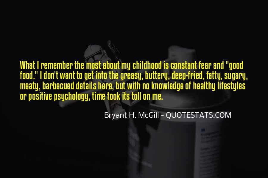 Bryant H. McGill Quotes #1116477