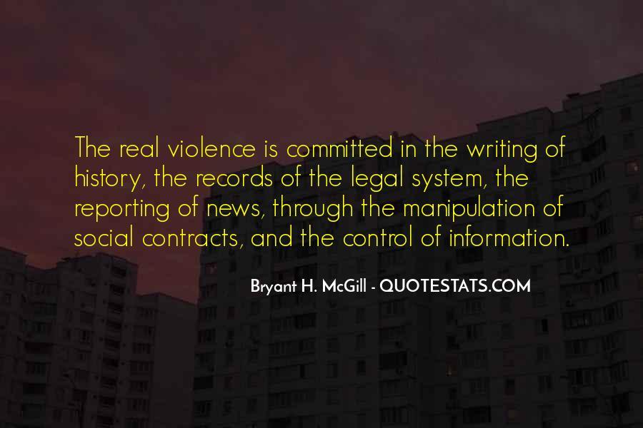 Bryant H. McGill Quotes #1188101
